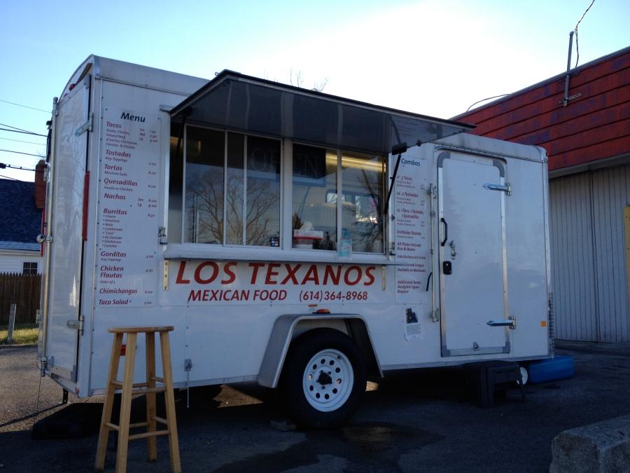 Texanos Taco Trucks In Columbus Ohio