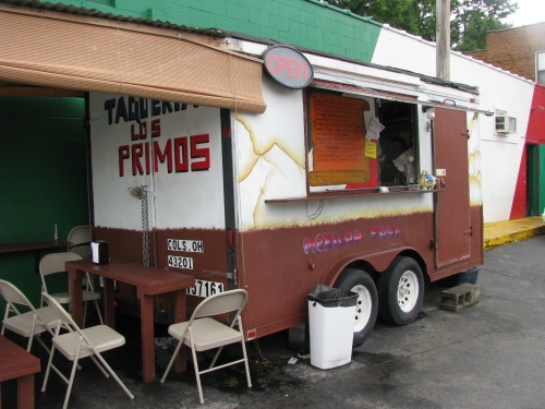 taco trucks near ohio state