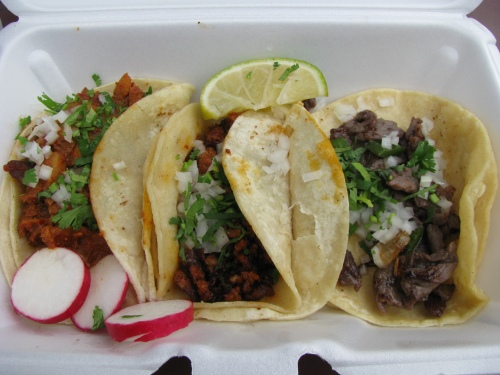 taco trucks near downtown columbus