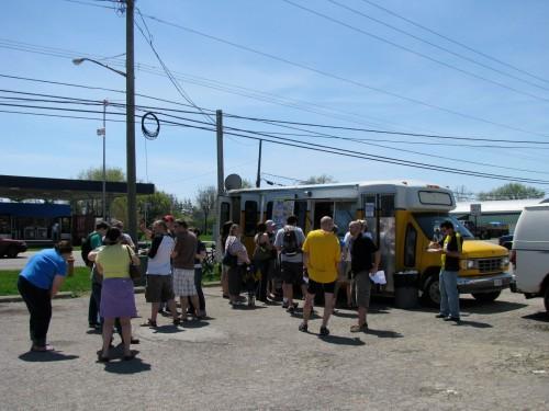 taco truck meet ups
