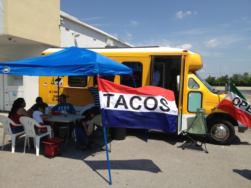 west side taco trucks columbus