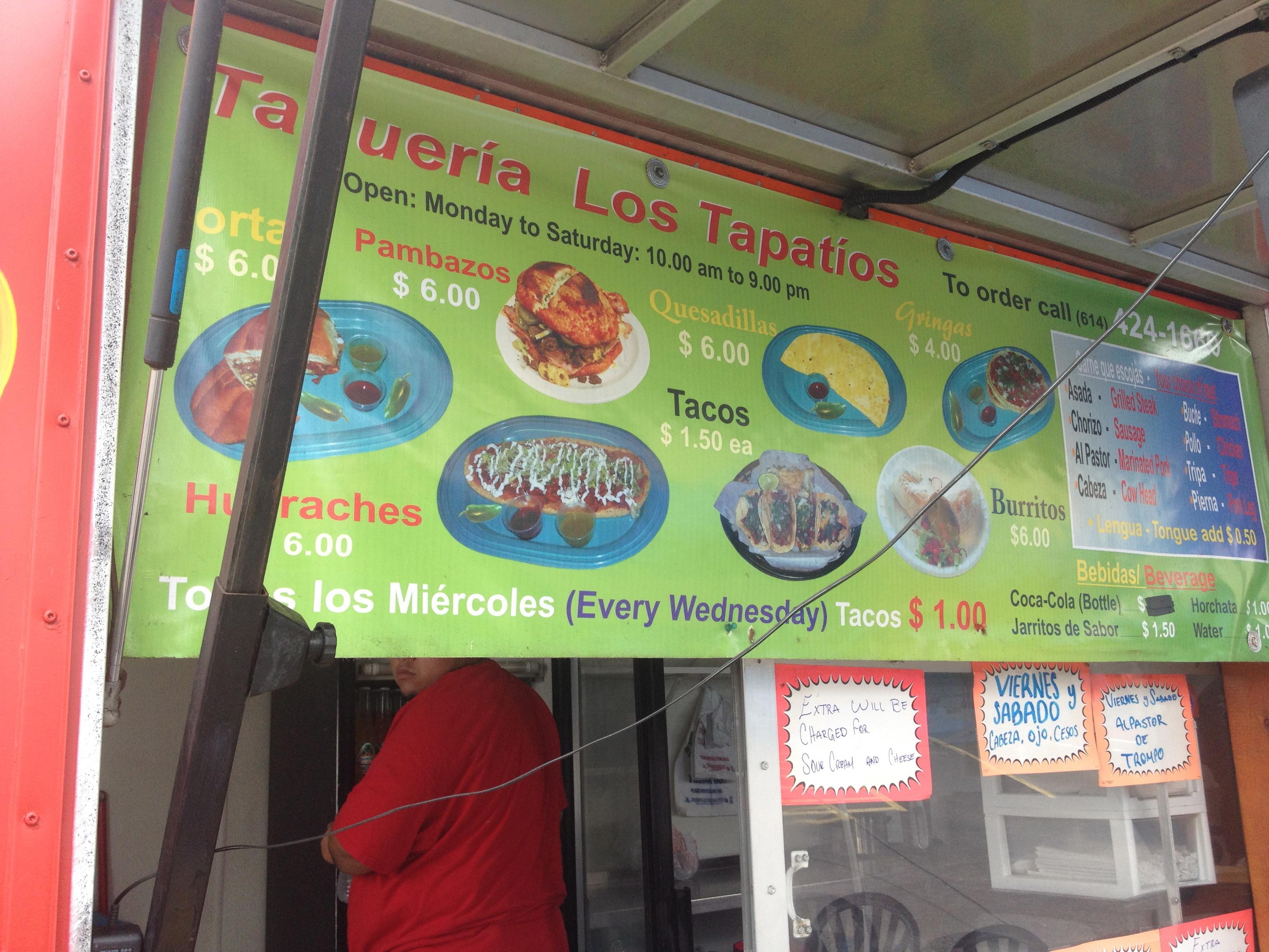 Taqueria Los Tapatios El Salvador