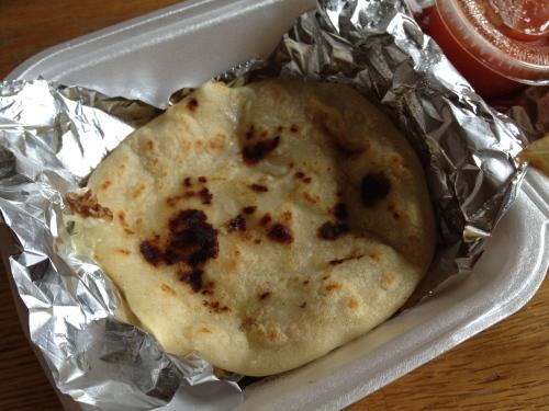 salvadorean food