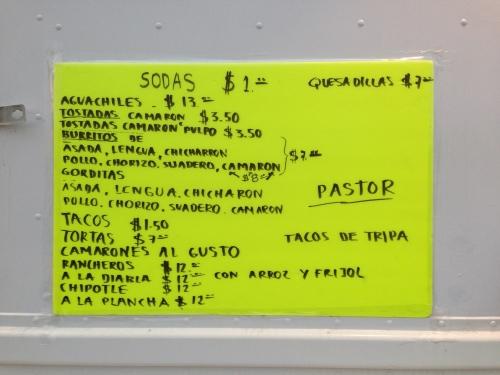seafood taco truck columbus