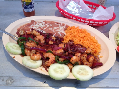 taco truck grilled shrimp